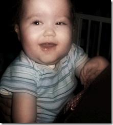 Elias! Smile