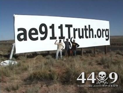 ae911Truth.org Billboard