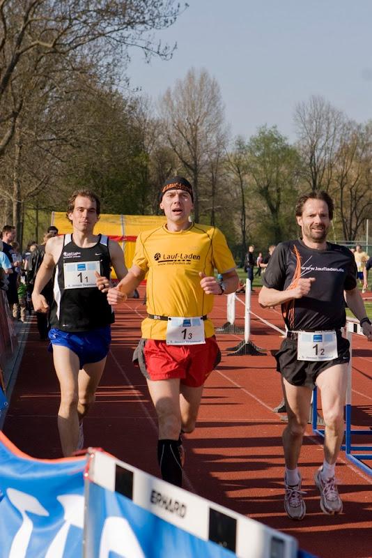 beim 5. Teamlauf Jena
