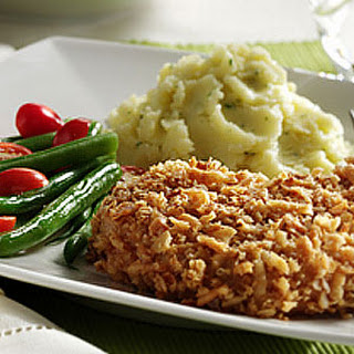 Crunchy Onion Pork Chops