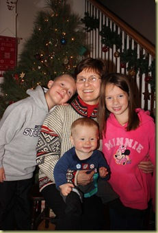 gma judy and grandkids