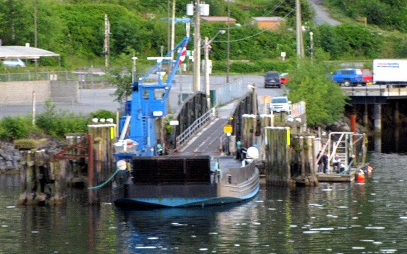Digby Island Ferry Prince Rupert