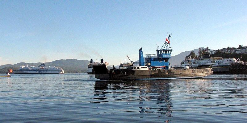 Digby Island Ferry Service