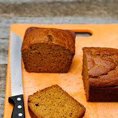 Recipe: Butternut Squash Maple Walnut Flax Bread