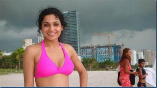Paki Actress Meera In Bikini 6