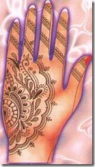مہندی کے ڈیزائن2