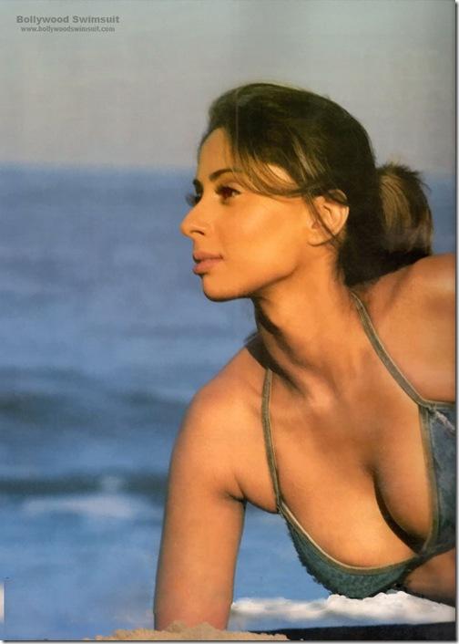 Sangeeta Ghosh Hot In Bikini-1