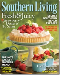 SouthernLiving april Cover