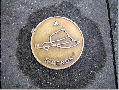 George Simenon Liege