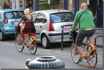 Bike duo