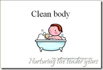 Clean body card