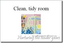 Clean room card