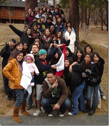 Youth Retreat - His Own 182
