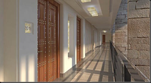 Aisle -8, aisles, corridors, commercial space, model – Free DownLoad
