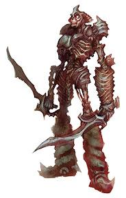 Karrnathi Skeleton