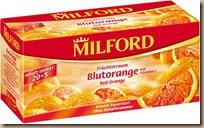 Milford vérnarancsos