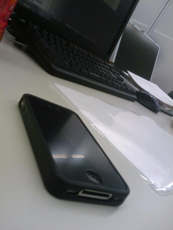 iPhone 4 触ってみた