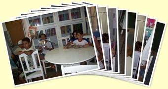 Exibir Projeto de Leitura Professora Maria Regina Zaqui 2