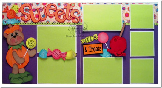 sweets n treat 500j