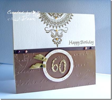 60th Birth 15 Aug 10