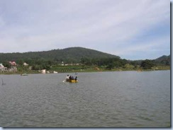 Yelagiri hills and lake