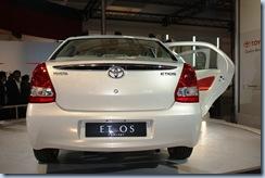 Toyota Etios Sedan