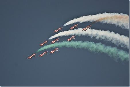 Bangalore Air Jet Show