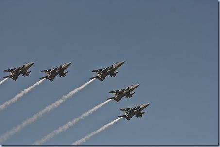 Bangalore Airshow 2011