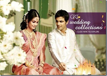 GRT wedding collection
