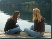 duas garotas