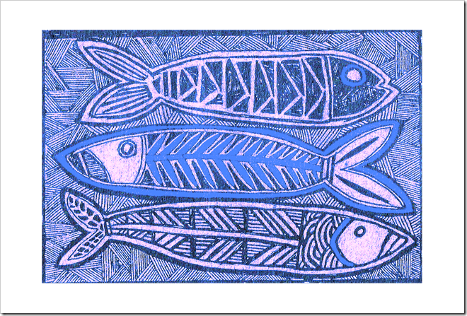 lightblue fish png