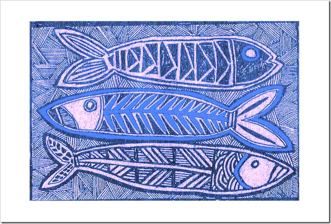 lightblue fish png