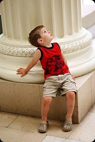 museum miles look