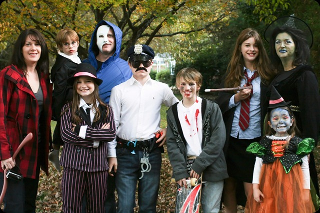 halloween 2010 big group