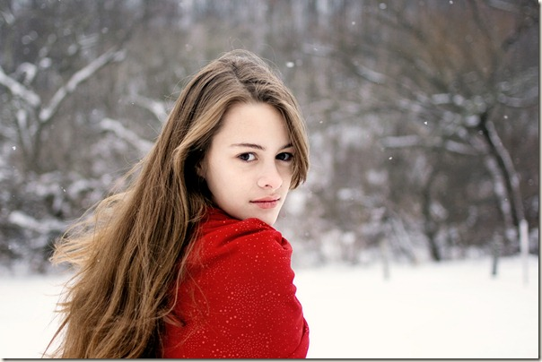 Emma snow finpw colorized