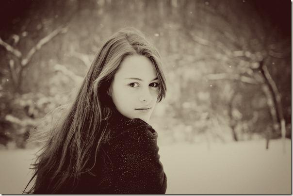 Emma snow fin PW Vintage