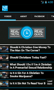 Download Real Truth. Real Quick. APK