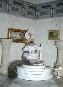 squirrel-pope