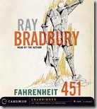 Fahrenheit 451 audio