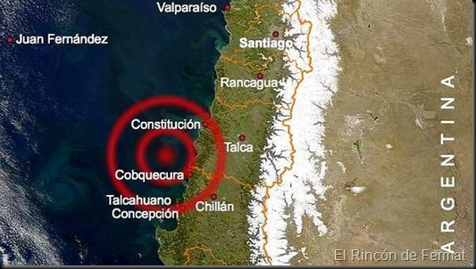 Terremoto Chile