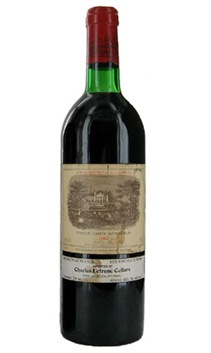1982Chateau-Lafite-Rothschi at Union Square Cafe