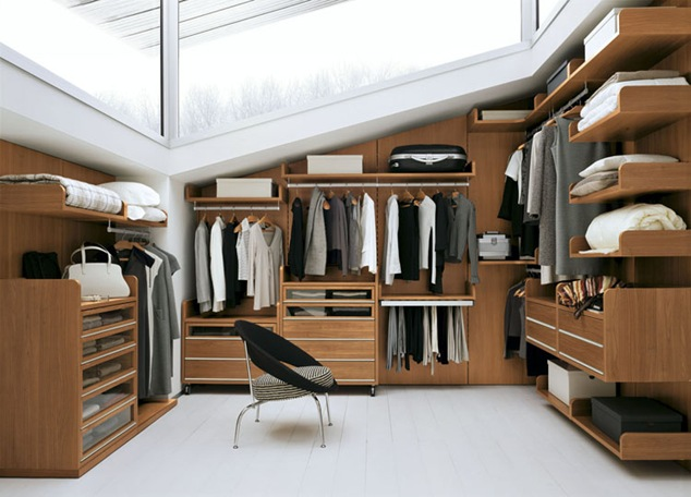 Usona Walk in Closet System 1 product id 02645