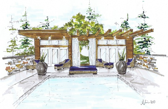 qualicum pool ideas 2