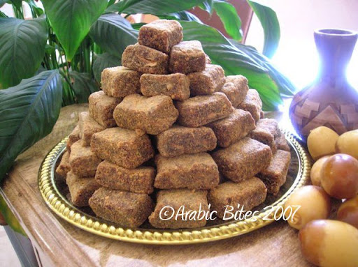 Arabic dessert recipes