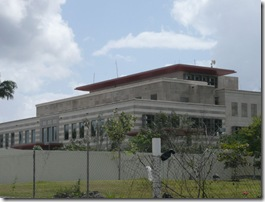 Belize American embassy