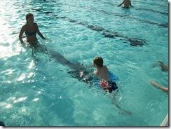 Swim Lesson - 7-26 008