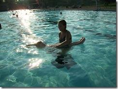 Swim Lesson - 7-26 017