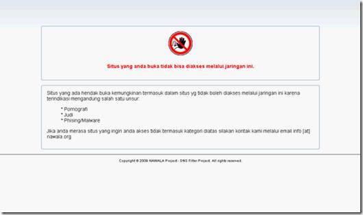Depkominfo blokir situs forex