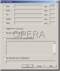 opera proxy