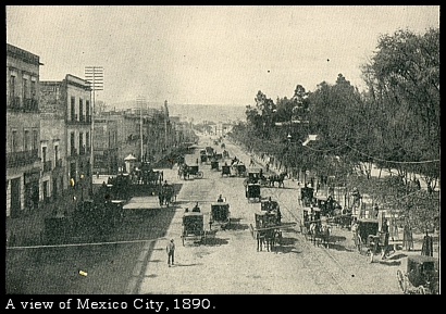 Historic Mexico City